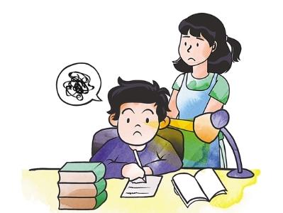 广州部分小学取消了期中考 家长仍然表示不淡定