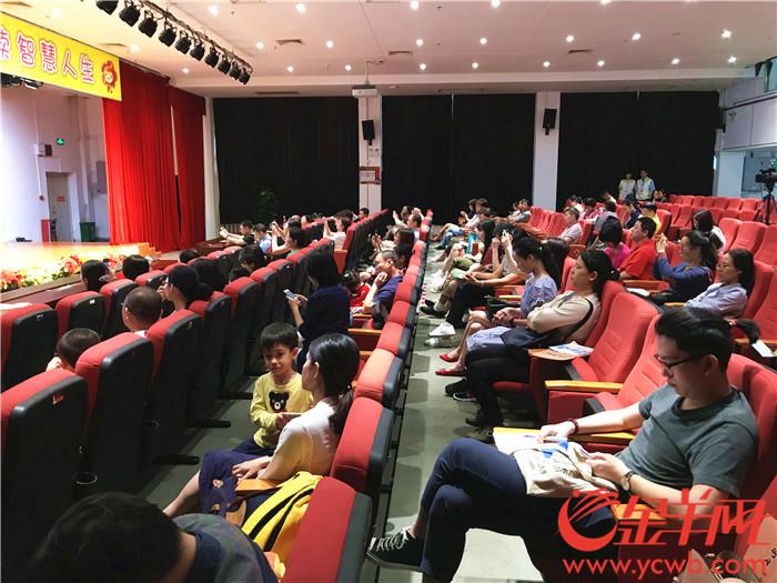 广州市七中校长曾优鲜:教育不等于考试