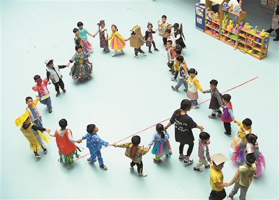 广东省教育厅发文规范幼儿园招生:不得考家长,不得设置学前班